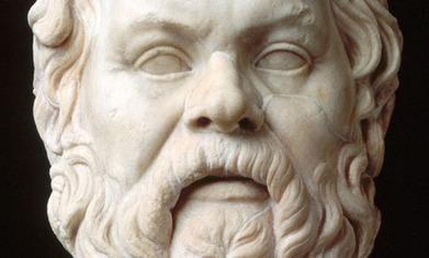 La philosophie comme un roman. Nouveau dialogue avec Socrate ! | La communication autrement | Scoop.it