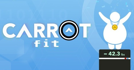 Weight-Loss App Uses Tough Love to Get You Fit [VIDEO]   smart phone   Scoop.it