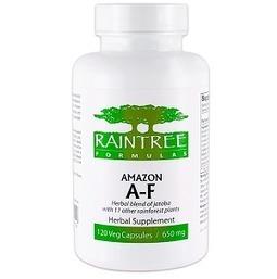 Amazon A-F Anti Fungal Capsules 650 mg | Raintree Amazon A-F | medicinal herbs | Scoop.it