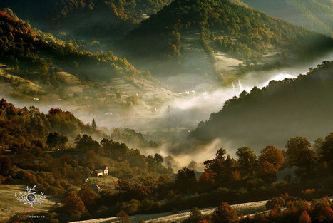 He Wakes Up At 5AM To Hike The #Transylvanian #Mountains And #Photograph Stunning #Landscapes | Design Ideas | Scoop.it