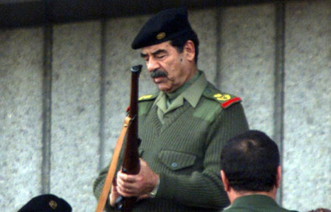 Exclusive: CIA Files Prove America Helped Saddam as He Gassed Iran | War Against Islam | Scoop.it