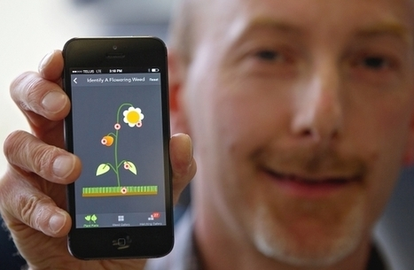New app provides noxious weed identification and reporting with the touch of a ... - Edmonton Journal | Kush Haus | Scoop.it