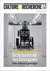 Sciences et techniques. Une culture à partager - Ministère de la Culture et de la Communication | Médiation scientifique et culturelle | Scoop.it