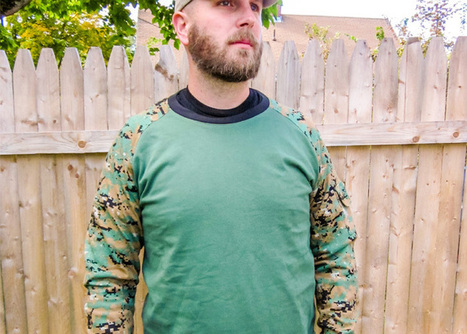 Cast Gear Combat T-Shirt Review | Popular Airsoft | Airsoft Showoffs | Scoop.it