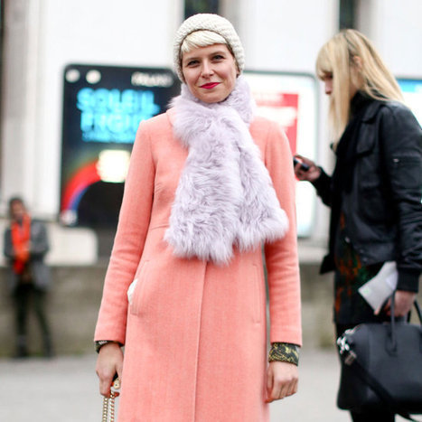 Très Chic! The Best Street Style at Paris Fashion Week | TAFT: Trends And Fashion Timeline | Scoop.it