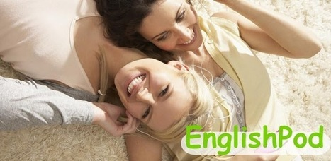 EnglishPod- Podcasts for Learners | Apps for English learning | Scoop.it