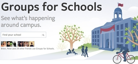 "Facebook Allows File Sharing With Rollout Of .Edu-Exclusive ""Groups For Schools"" 