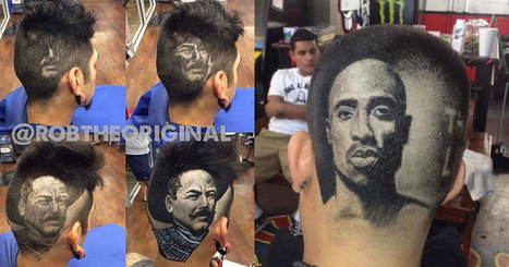 The Craziest Haircuts You Will See Today | Xposed | Scoop.it