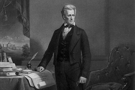 Andrew Jackson Hasn't Always Been On the $20 Bill | US History | Scoop.it
