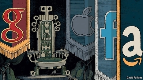 Technology giants at war: Another game of thrones   Recruiting on the Social Frontier   Scoop.it