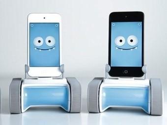 Maak van je smartphone een robot (video) | Nieuwe toepassingen ICT in bedrijven | Scoop.it