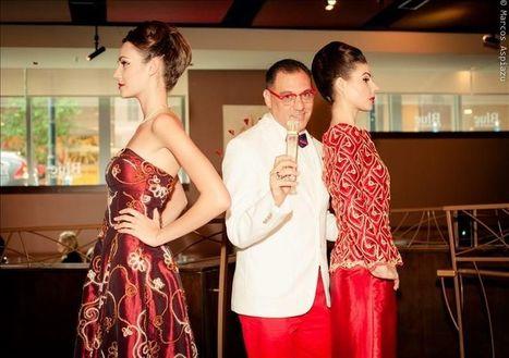 Peruvian Designer Makes A Splash At Paris Fashion Week - Fox News Latino | Diseño de moda latino en la industria internacional | Scoop.it