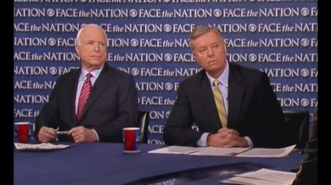 Lindsey Graham: McCain and I are 'hell-bent' on pursuing Benghazi | Daily Crew | Scoop.it