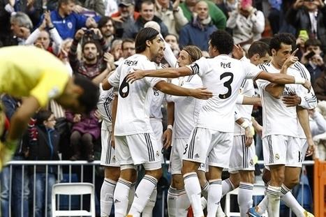 Real Madrid arrolló a Vela y compañía - Medio Tiempo.com | deportes | Scoop.it