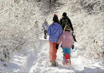 Cold weather doesn't have to put hiking on a hiatus - Rutland Herald   The Air Out There   Scoop.it