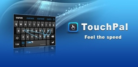 TouchPal Keyboard - Android Apps on Google Play | Android Apps | Scoop.it