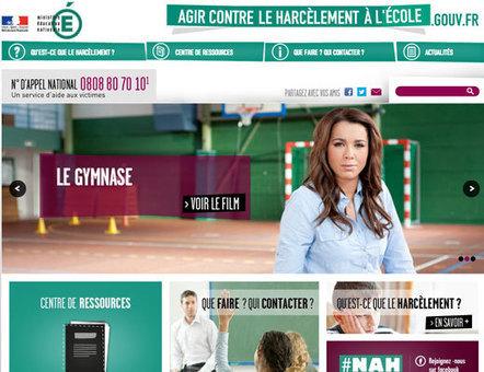 La campagne Agir contre le harcèlement à l'école | Français 4H | Scoop.it