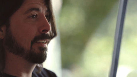 Dave Grohl Writes Letter to Fans: 'Sound City' Doc 'Is My Life's Most ... - Hollywood Reporter | music and society | Scoop.it