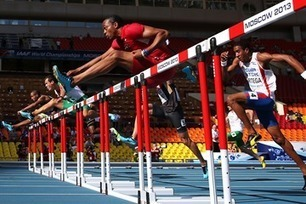 Aries Merritt hurdles kidney disease | iaaf.org | Organ Donation & Transplant Matters | Scoop.it