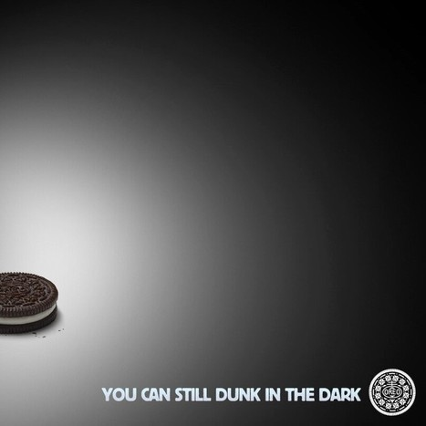 The Half-Decent Oreo Tweet That Dazzled a Nation | Marketing in Motion | Scoop.it