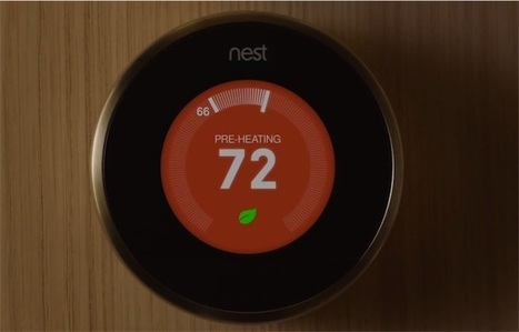 Works with Nest : la filiale de Google dévoile ses ambitions - iGeneration | Energie & entreprises | Scoop.it