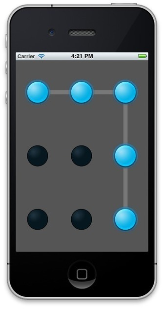 Android Pattern Lock on iPhone | Mobile Technology | Scoop.it