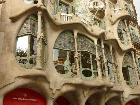 Sulle orme di Gaudì, il modernismo a Barcellona | barcelona and tossa del mar | Scoop.it