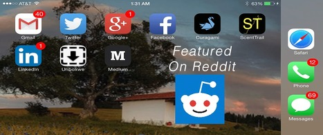Make A Mobile Icon For Your Blog Featured On Reddit | digital marketing strategy | Scoop.it