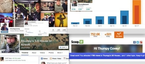 Numbers mean NOTHING without FRIENDS! - Thumpy's Airsoft News and Comment | Thumpy's 3D House of Airsoft™ @ Scoop.it | Scoop.it