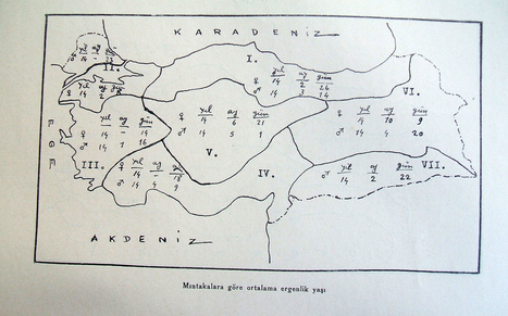Afternoon Map: Coming of Age in Turkish Anatolia | Anthropology, Archaeology, and History | Scoop.it