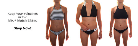 Lagoa Swimwear   Women's Bikinis + Swimsuits with Zipper Pockets   ZenStorming - Design Raining Innovation   Scoop.it
