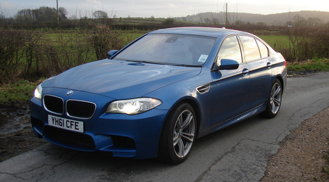 Why a new 2013 BMW M5 costs less than a used one | vehiclebook_net | Scoop.it