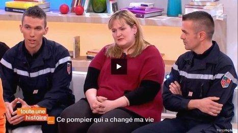 Vidéo | Toute une histoire (France 2) : elle retrouve les pompiers qui lui ont sauvé la vie - AllôLesPompiers | Les Sapeurs-Pompiers ! | Scoop.it
