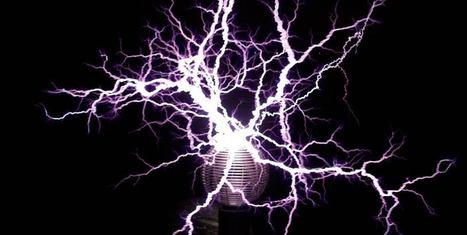 Eric Orr: Electrum (for Len Lye) | Art Installations, Sculpture, Contemporary Art | Scoop.it