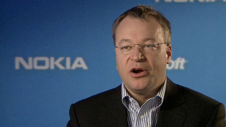 Nokia went with Windows Phone because it feared Samsung's domination   Android Discussions   Scoop.it