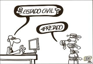Estado Civil? | No sabia que era imposible,,, y lo hice :-) | Scoop.it