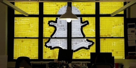 Snapchat fourbit ses armes pour une prochaine entrée en Bourse | Actualité Social Media : blogs & réseaux sociaux | Scoop.it