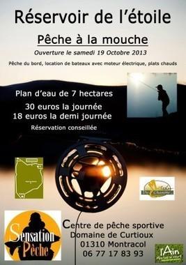 Un nouveau réservoir de pêche à la mouche à Montracol. - Nicolas39 | Séjours nature dans le Nord de la France : cerfs dans le Pinail, phoques en  Baie-de-Somme, pêche à la mouche à Coyolles | Scoop.it