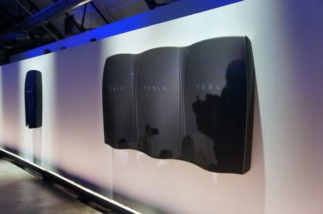 'Tesla Powerwall' así es la apuesta de Tesla por la energía renovable dentro del hogar | Managing Technology and Talent for Learning & Innovation | Scoop.it