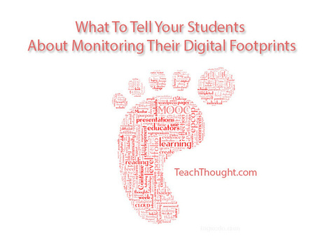 11 Tips For Students To Manage Their Digital Footprints - | social media | Scoop.it