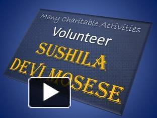Sushila Devi Mosese - A Business Women | Sushila is Fashion Expert | Scoop.it
