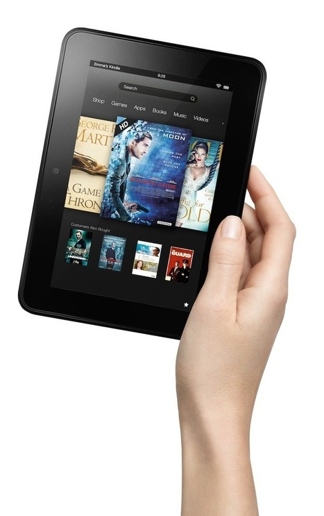 Amazon's Kindle Fire HD , breathing fire to e book readers | TechVally | Scoop.it