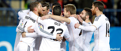This has been Real Madrid's run to the final of the Copa del Rey | Real Madrid C.F | Scoop.it