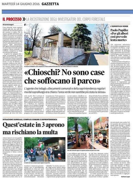 Chioschi, il lento processo che consentirà al Comune di avere la prescrizione dei reati | Modena Come | Smart city e smart community | Scoop.it