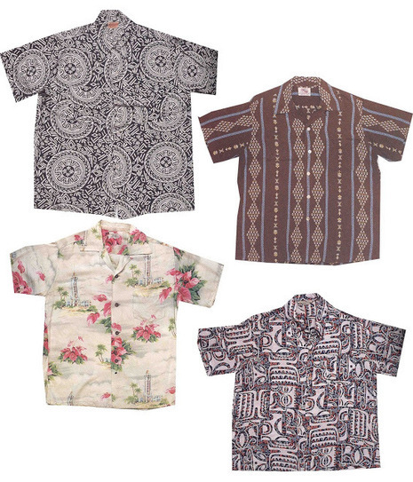 Mens Collections: Vintage Hawaiian Prints and More - Andy Burns | All About Vintage | Scoop.it