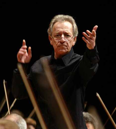 Yuri Temirkanov named honorary director of the Accademia Nazionale di Santa Cecilia | medici.tv - newsfeed | Scoop.it