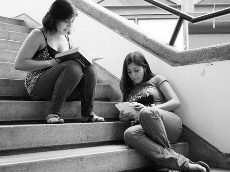 More Than 90 Percent Of College Students Prefer Reading Paper Books Over E-Books | Inovação Educacional | Scoop.it