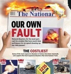 Man-Made Disasters: Our Own Fault   Man-Made Disasters: Our Own Fault   Scoop.it