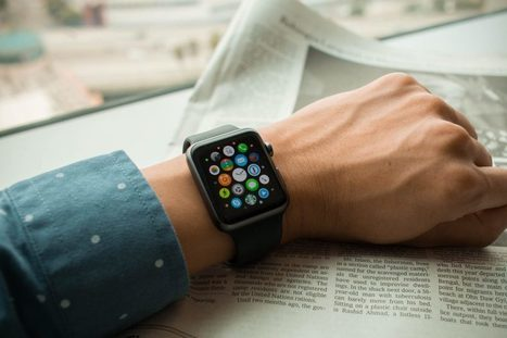 Why the smartwatch will lead to bettersoftware | Wearable Tech and the Internet of Things (Iot) | Scoop.it