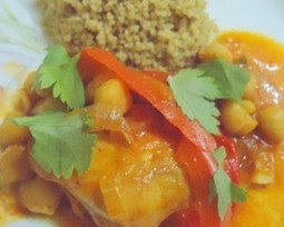 Moroccan Fare: Chicken Tagine with Couscous | Prionomy | Scoop.it